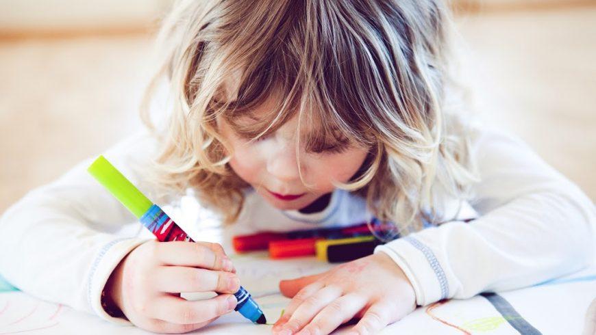 """Joonista meile teemal """"Minu koolivaheaeg ja jooga"""""""